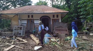FOTO: Kondisi NTT Usai Diterjang Banjir Bandang