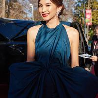 Gemma Chan Golden Globes 2019. (Foto: instagram/ goldenglobes)