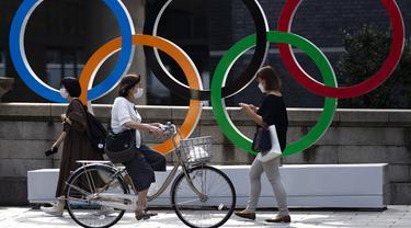 Jelang Pembukaan Olimpiade Tokyo 2020