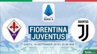 Serie A - Fiorentina Vs Juventus (Bola.com/Adreanus Titus)