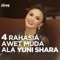 4 Rahasia Awet Muda Ala Yuni Shara