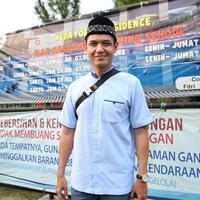 Dude Harlino (Adrian Putra/Fimela.com)