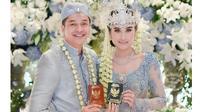 5 Momen Adly Fairuz dan Angbeen Rishi Setelah Menikah, Semakin Lengket (sumber: Instagram.com/adlyfairuz)