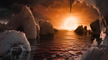 Wow, NASA Temukan Planet Mirip Bumi di Dekat Tata Surya