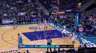 Berita Video Highlights NBA 2019-2020, Charlotte Hornets Vs New York Knicks 97-92
