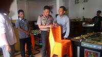 Polisi gerebek sarang judi berkedok arena permainan anak-anak di Kota Jambi