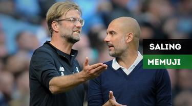 Berita Video Data dan Fakta Manchester City vs Liverpool