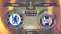 Liga Europa 2018 Chelsea Vs Bate (Bola.com/Adreanus Titus)