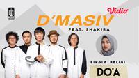 D'Masiv Feat Shakira Jasmine-Doa