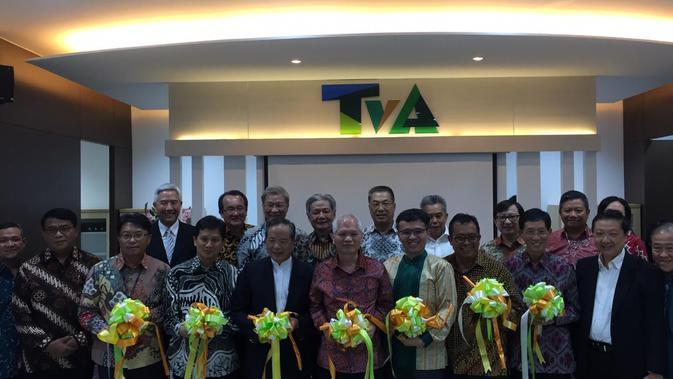 Suasana peresmian kantor Taiwan Visitor Association di Jakarta, Kamis (17/1/2019) (Liputan6.com/Teddy Tri Setio Berty)