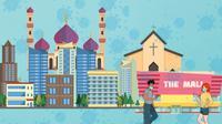 Banner Infografis PSBB DKI Jakarta Transisi Menuju New Normal. (Liputan6.com/Trieyasni)