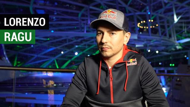 Berita video pembalap Jorge Lorenzo merasa ragu bersama tim Repsol Honda soal perebutan titel juara dunia pada musim pertamanya.