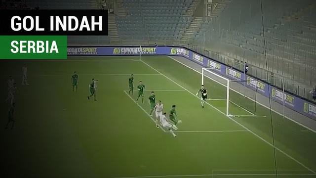 Berita video momen keindahan gol Timnas Serbia pada laga uji coba jelang Piala Dunia 2018.