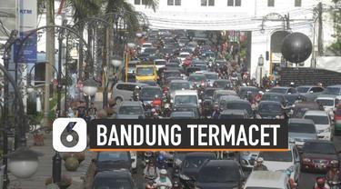 Bandung urutan ke-14 kota termacet di Asia dan ke-1 di Indonesia. Pemkot Bandung pun siapkan strategi atasi masalah kemacetan.