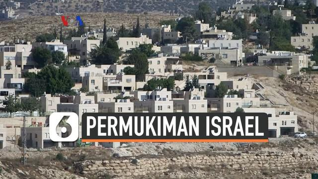 Menteri Luar Negeri Amerika Serikat mengumumkan bahwa AS mengubah posisinya terkait permukiman Israel di Tepi Barat. Pengumuman ini adalah langkah baru pemerintahan Trump yang melemahkan klaim Palestina untuk menjadi sebuah negara.