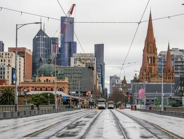 Melbourne Australia Masuki Pemberlakuan Lockdown