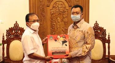 Gubernur Bali, Wayan Koster dan Gubernur NTB, Zulkieflimansyah