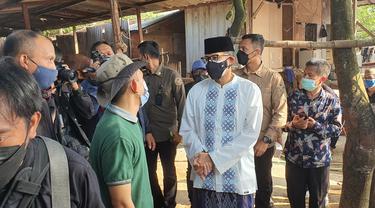 Sandiaga Uno Berikan 1.000 Hewan Kurban di Kecamatan Depok