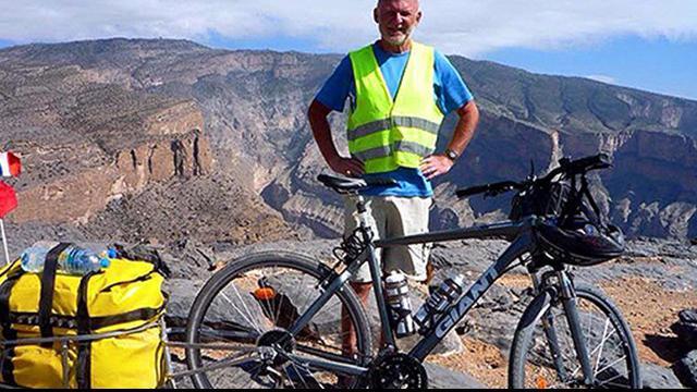 Seorang pesepeda asal Prancis, Christian Jean Auguste Niaffe merenggang nyawa saat melakukan perjalanan di Gokova.