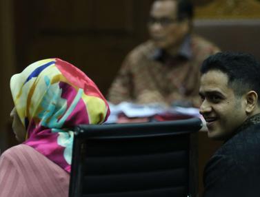20170403- Nazaruddin Bersaksi di Sidang e-KTP-Jakarta- Helmi Afandi