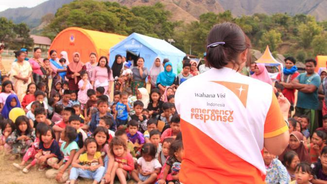Dukung Masa Depan Si Kecil, Intip Manfaat Bergabung di Sponsor Anak Wahana Visi