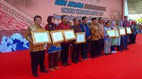Bank Indonesia (BI) meraih penghargaan Mitra Peduli PAUD (Pendidikan Anak Usia Dini) dari Kementerian Pendidikan dan Kebudayaan. (Dok. Bank Indonesia)