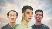 Timnas Indonesia - Kiper-kiper di Timnas Indonesia (Bola.com/Adreanus Titus)