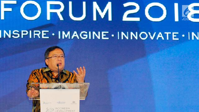 Indonesia Development Forum (IDF) 2018