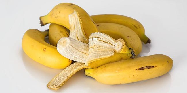 Buah pisang sebagai buah diet/copyright Pexels.com