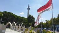 Masjid nasional Al Akbar Surabaya (Foto: Dok Istimewa)