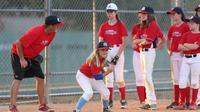 Pemain baseball perempuan. (Sumber: Orlando Sentinel)