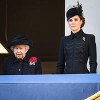 Rupanya Kate Middleton sering meminjam anting Ratu Elizabeth II (Foto: instagram/kensingtonroyal)