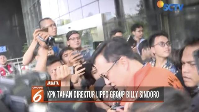 Billy akan menjalani masa tahanan selama 20 hari ke depan di rutan Polda Metro Jaya.