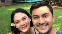 Anjasmara tak terima saat sang istri, Dian Nitami, jadi korban body shaming. (instagram/bu_deedee)
