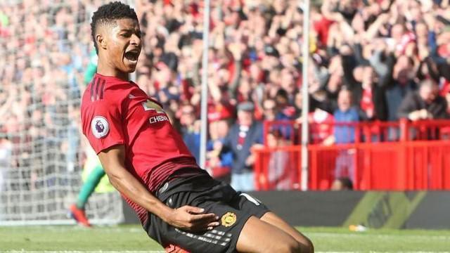 Berita video gol-gol yang tercipta saat Manchester United mengalahkan Watford 2-1 dalam lanjutan Premier League 2018-2019, Minggu (31/3/2019).