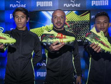 Peluncuran Puma Future 18.1