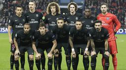 Runner-Up grup A, Paris Saint Germain. Klub bertabur bintang asal Prancis ini dipercaya akan memberikan kejutan. (AFP/Kenzo Tribouillard)