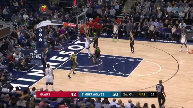 Berita video game recap NBA 2017-2018 antara Minnesota Timberwolves melawan Atalanta Hawks dengan skor 126-114.