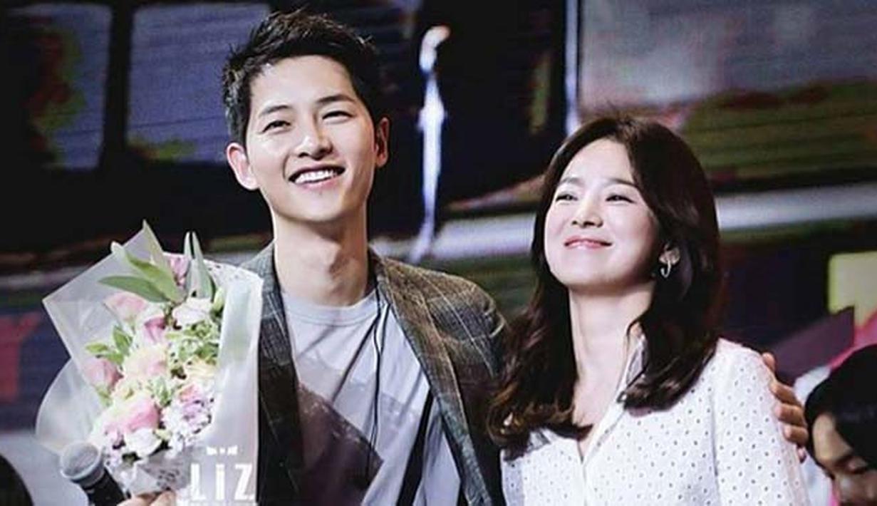 Song Joong Ki dan Song Hye Kyo tidak lama lagi akan meresmikan hubungannya sebagai pasangan suami istri. Menjelang hari bahagia itu, Song Song Couple tersebut telah melakukan 5 persiapan sebagai berikut: (Doc: Instagram)