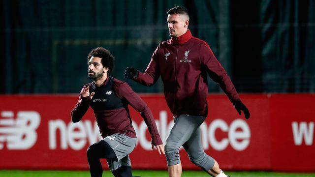 Mengintip Persiapan Pemain Liverpool Jelang Hadapi Napoli