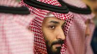 Putra Mahkota Arab Saudi Pangeran Mohammed bin Salman  (AP Photo/Cliff Owen, File)