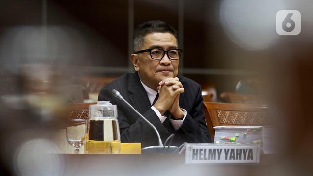 Helmi Yahya Jelaskan Pemecatannya ke Komisi I DPR
