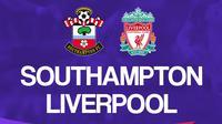 Liga Inggris: Southampton vs Liverpool. (Bola.com/Dody Iryawan)