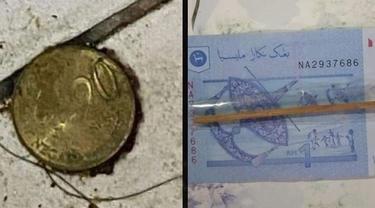 Viral Pungut Uang Koin Sembarangan di Jalan, Kerasukan Hingga Tangan Tak Bisa Gerak