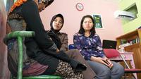 Sesaat sebelum meninggal dunia, warga sempat mendengar teriakan dari dalam rumah yang ditempati ibu dan anak itu. (Liputan6.com/Rajana K)