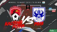 Piala Presiden: Kalteng Putra vs PSIS Semarang. (Bola.com/Dody Iryawan)