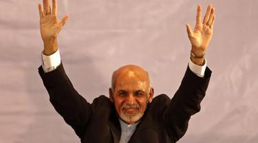 Presiden Afghanistan Baru Sosok Intelektual dan Temperamental