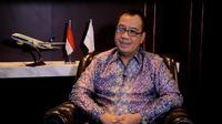 Direktur Utama PT Angkasa Pura I Faik Fahmi (Foto:Liputan6.com)