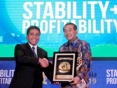 BRI Raih Penghargaan Bank Persero Terbaik dan CEO of The Year 2019