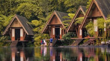 Wajah Baru Dusun Bambu Bandung di Masa Pandemi, Tersertifikasi CHSE dan Tamu Wajib Tes Antigen